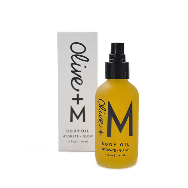Hydrate & Glow Body Oil Image 1