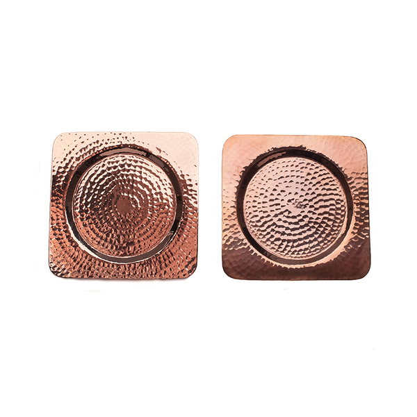 Copper Bottle Coasters Image 1