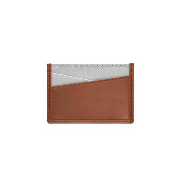 Stainless Steel Card Case Image 1