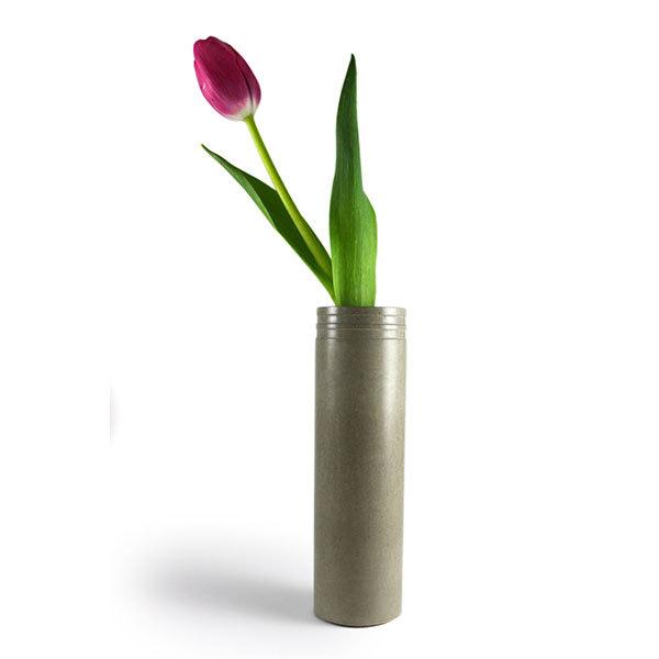 Concrete Bud Vase Image 1