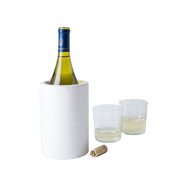 Concrete Wine Chiller Image 1