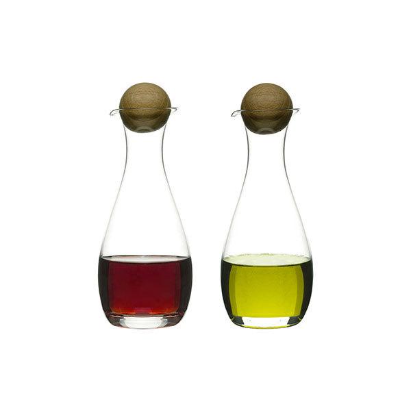 Oil & Vinegar Bottles Image 1