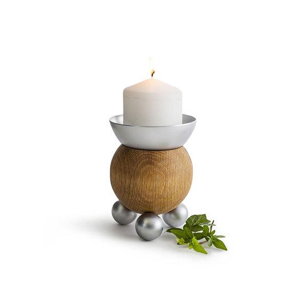 Scandinavian Candleholder Image 1