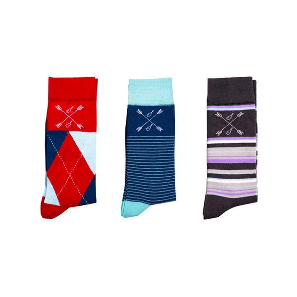 Southern Scholar Socks Image 1