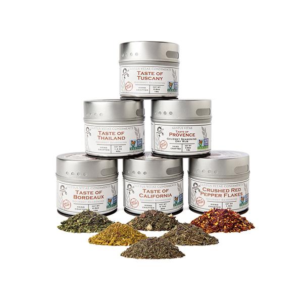 Salt Free Gourmet Seasoning Collection Image 1