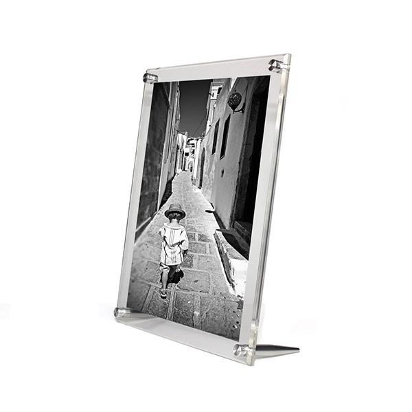 Acrylic Tabletop Frame Image 1