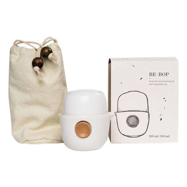 Be-Bop Tea Pot Image 1