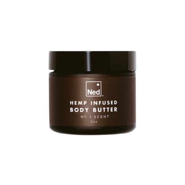 Hemp Infused Body Butter Image 1