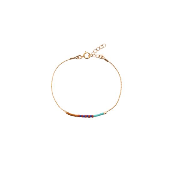 Septima Pattern Bracelet Image 1