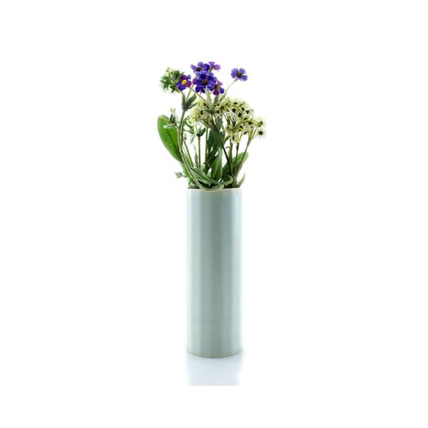 Porcelain Bloom Vase Image 1