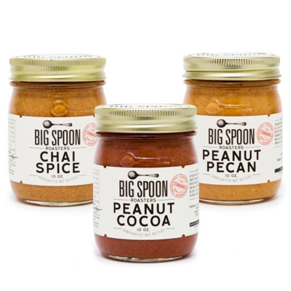 Big Spoon Roasters Nut Butters Image 1