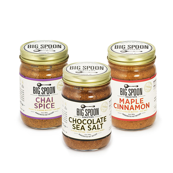 Big Spoon Roasters Nut Butters Image 1