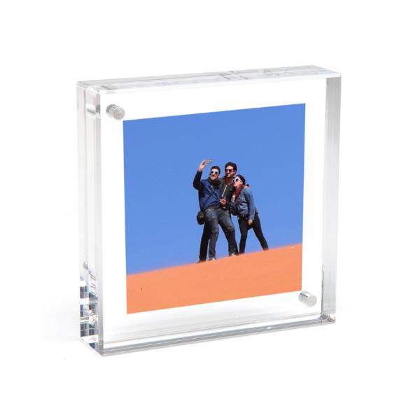 Acrylic Magnet Frame Image 1