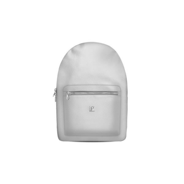 Mason Backpack - Silver Image 1