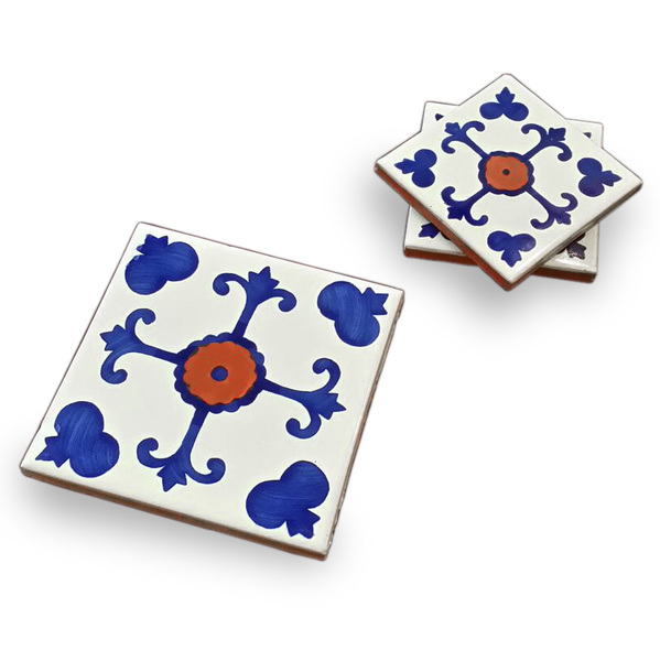 Trivet & Coasters Set Image 1