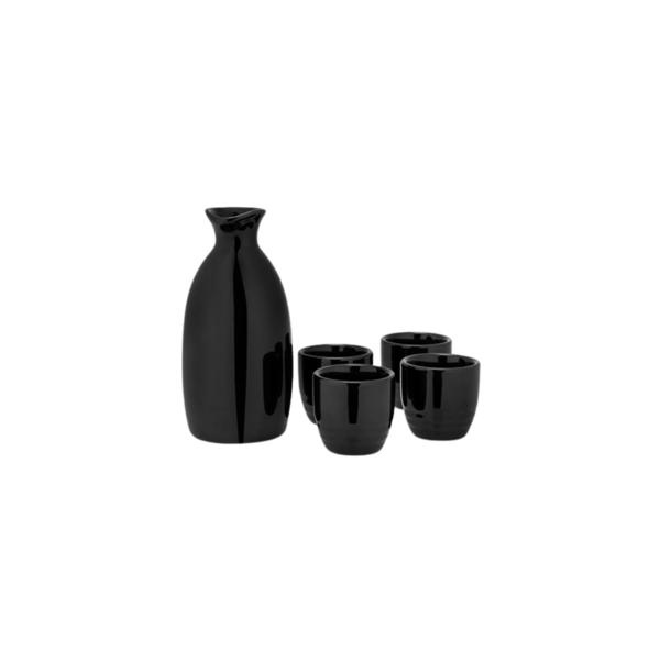 5-Piece Sake Set Image 1